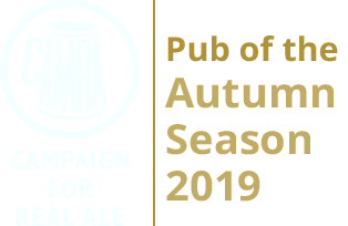 CAMRA Pub of the Summer Season Award 2019