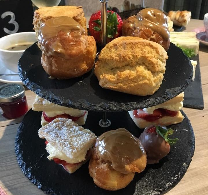 Christrmas Afternoon Tea, By Popular Demand