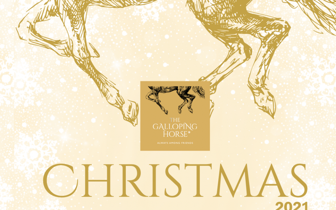 Galloping Horse Christmas