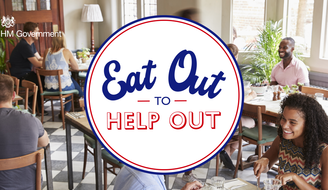 'Eat Out To Help Out' in August