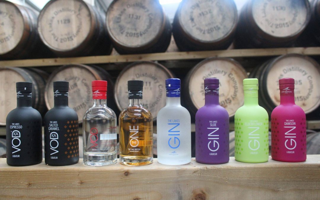 Gin Night With The Lakes Distillery