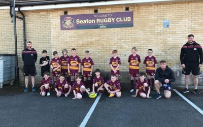 Seaton Rangers ARLFC, sponsored by us!