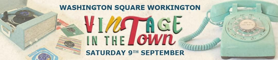 Vintage In The Town Sept 9th!